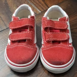 VANS BABY/TODDLER SNEAKERS